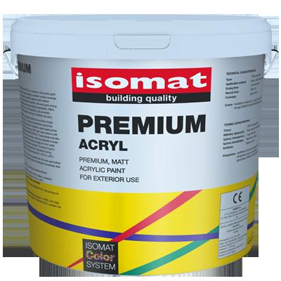 ISOMAT PREMIUM ACRYL